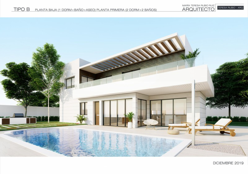 Buying a new villa in Pinoso, (Spain)